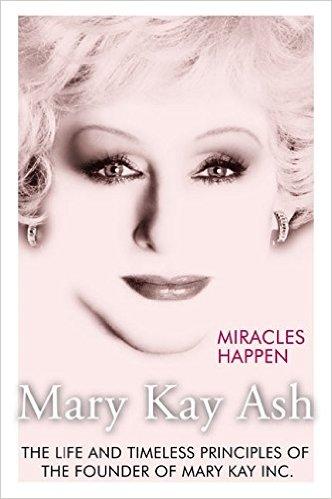 MARY KAY BOOK