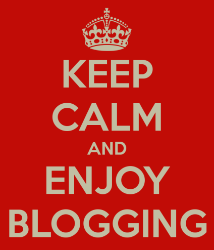 BLOGGING KEEP CLAM