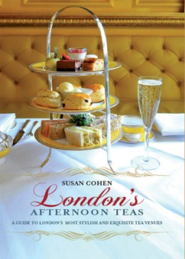 LONDONS AFTERNOON TEA