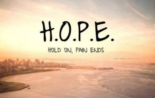 HOPE - BULLY
