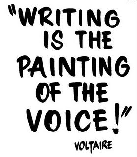 WRITING PAINTING