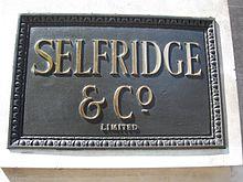 220px-Selfridges_nameboard
