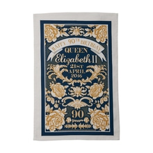 QUEENS 90th TOWEL