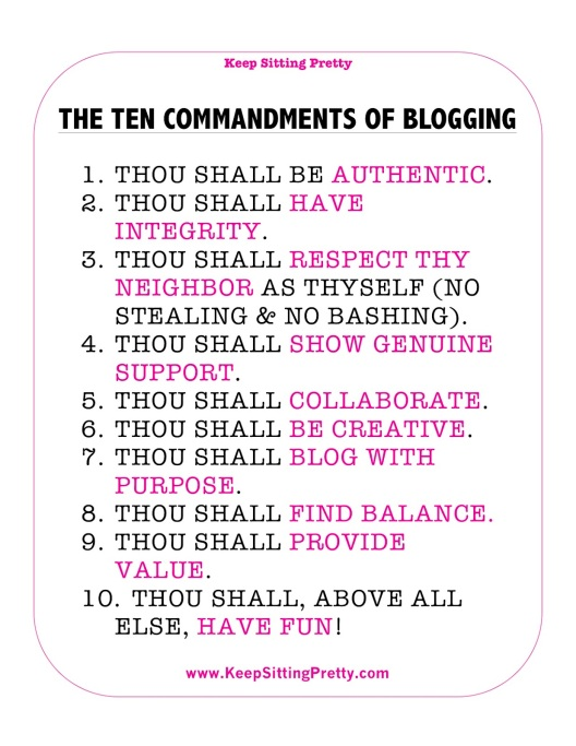10-commandments-of-blogging
