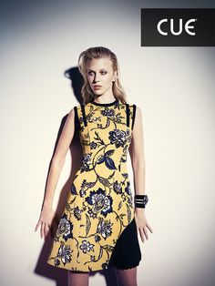 cue-dress