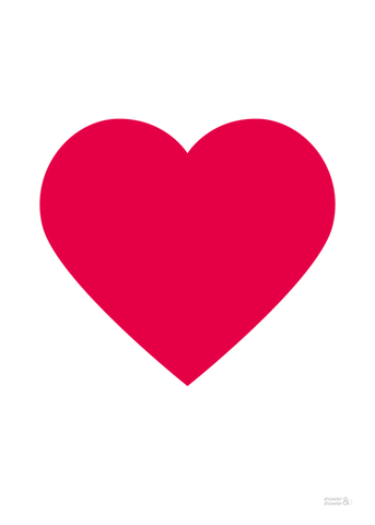 red-loveheart