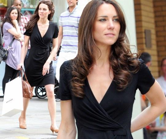 Kate Middleton Shops On Kings Road