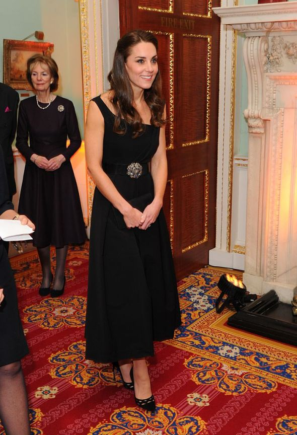 The Duchess Of Cambridge Attends Place2Be Wellbeing In Schools Awards