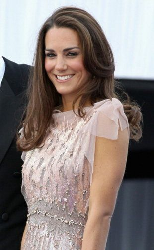 Kate Middleton stunning