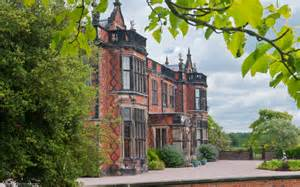 Arley Hall Cheshire england