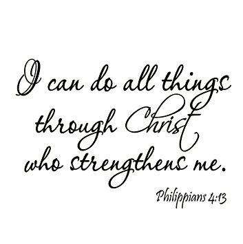 PHILLIPIANS 4-13