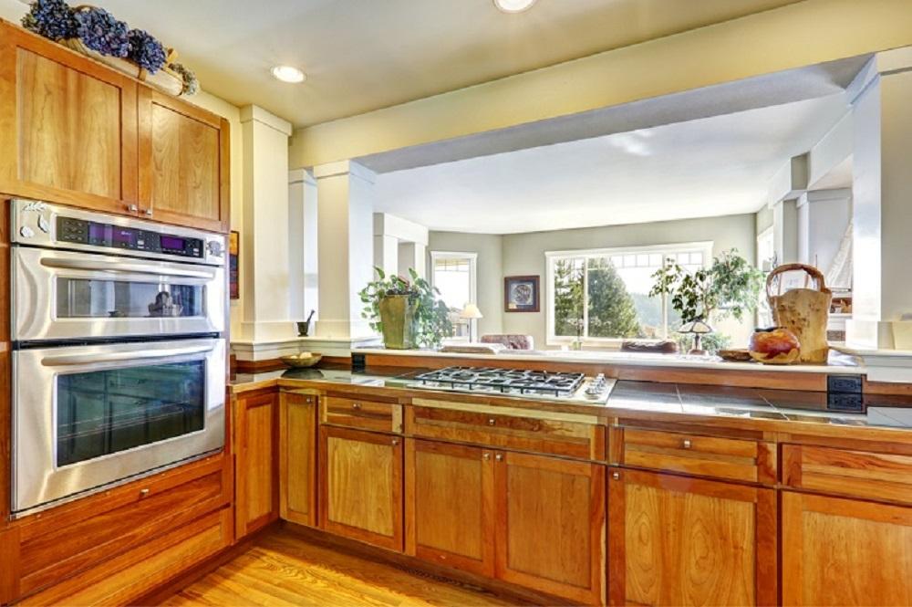 Glass Splashbacks in Kitchen